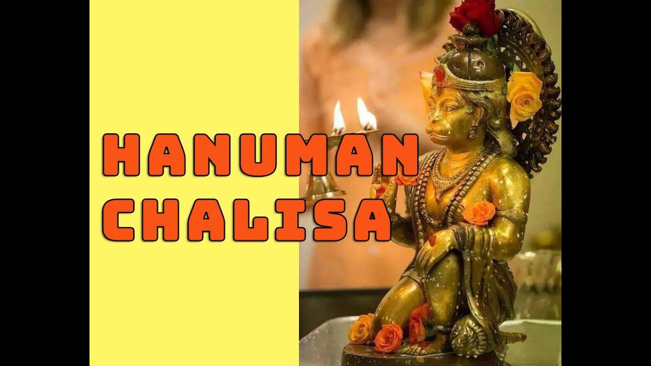 हनुमान चालीसा Hanuman Chalisa I Jai Hanuman Gyan Gun Sagar Jai Kapisa Tihun Lok Ujagar-jothishi.com