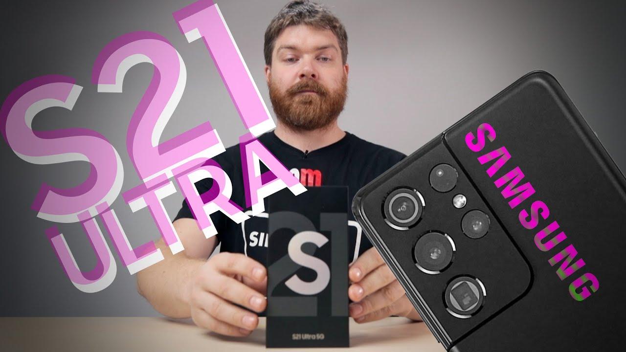 Karbist välja - uhiuus Samsung S21 Ultra - väga paljulubav