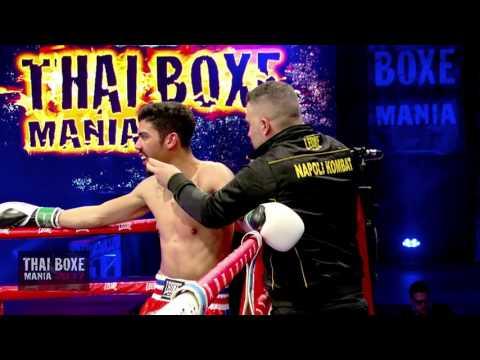 Jean Cicciu vs Simone Ambito Thai Boxe Mania 2017