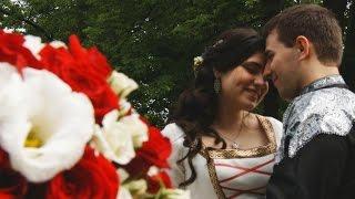 Рыцарская свадьба леди Натальи и рыцаря Александра