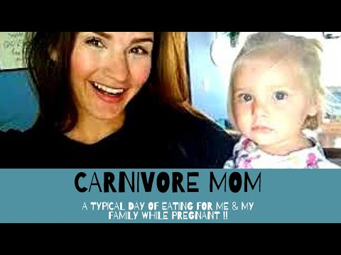 Carnivore Day of Eating Pregnant || Q&A Common Pregnancy Concerns