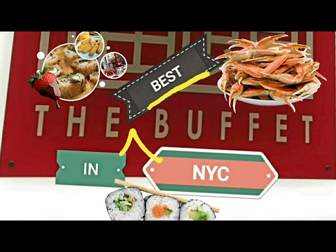 the best seafood buffet in nyc youtube rh youtube com