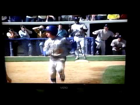 Henry tonts the Dodgers pitcher