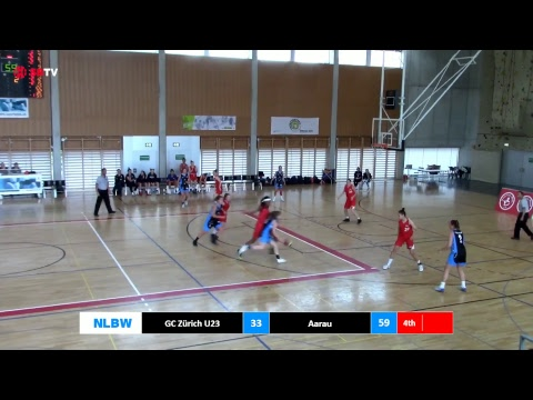 NLB Women - Day 4: Zürich vs. Aarau