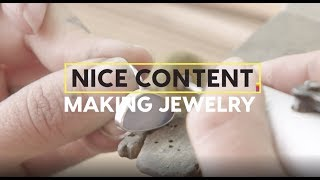 Making Jewelry | Nice Content | Tatered