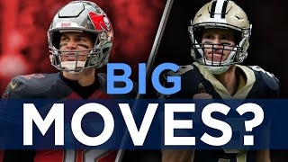 NFL Draft rumors: Bucs, Saints, and Falcons looking to move up!