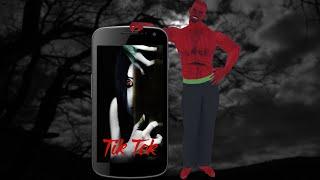 TikTok Ka Bhoot Tik Tok Horror stories Scary Stories Horror Stories Animated Scary Stories in Hindi