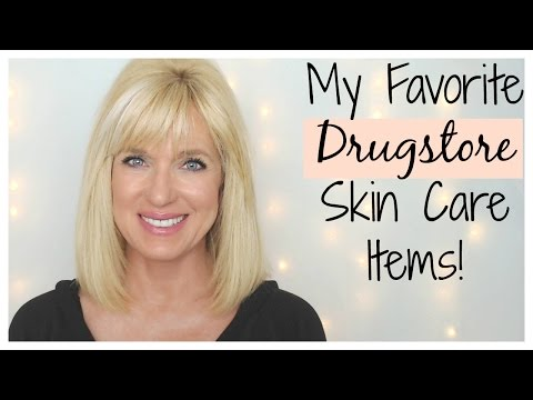 my-favorite-drugstore-skin-care-items!-great-for-mature-skin!