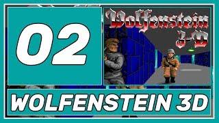 HELLHOUSE LP | ►| - WOLFENSTEIN 3-D - Singleplayer #2 - Stream [43] (5.2.19) RETRO