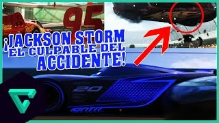 NOTICIA: ¡NUEVO TRAILER DE CARS 3 2017! | JACKSON STORM EL CULPABLE DEL ACCIDENTE DE EL RAYO