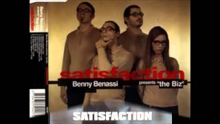 Benny Benassi - Satisfaction (Isak Original)