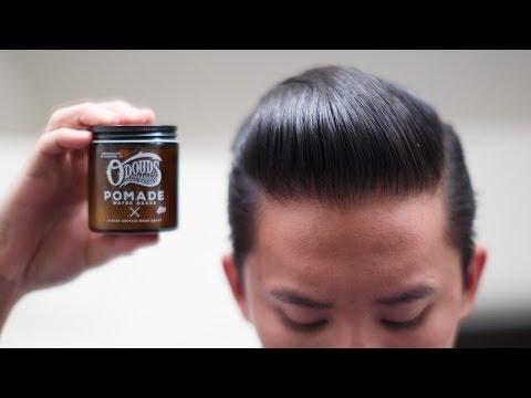 how to use layrite hair wax