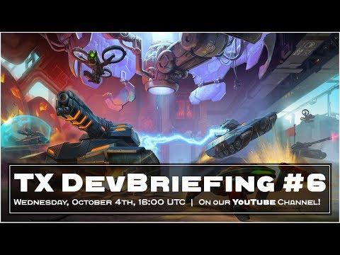 Tanki X: Live DevBriefing #6