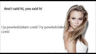 Zara Larsson - Rooftop (lyrics/tłumaczenie PL)