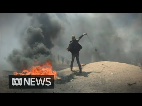 Dozens killed, thousands injured in Gaza amid anger over US embassy opening