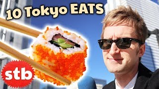 JAPAN TIPS: Top 10 Cheap Restaurants in Tokyo