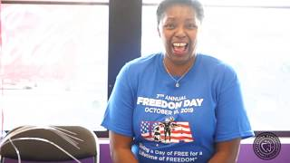 Client Video - Dental FreedomDayUSA Video - 2019