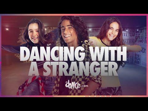 Dancing With A Stranger - Sam Smith, Normani | FitDance Teen (Coreografía Oficial)
