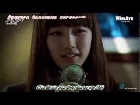 [HD][Vietsub - kara] Dream High OST - Winter Child MV - Suzy (miss A)