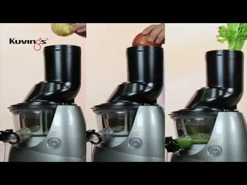GDL manual juicer Doovi