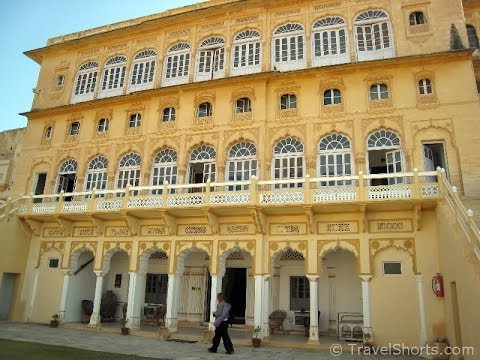 Roopangarh Fort - Full tour around the Palace and Fortress