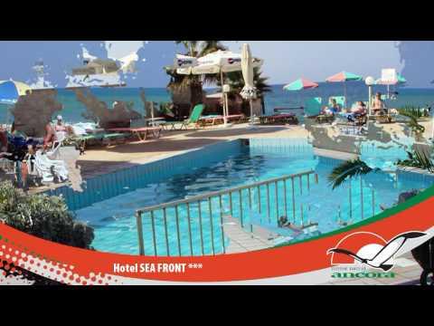 Hotel SEA FRONT - RETHYMNO ADELE - CRETE - GREECE