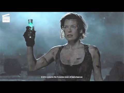 Download Resident Evil: The Final Chapter: Final confrontation (HD CLIP)