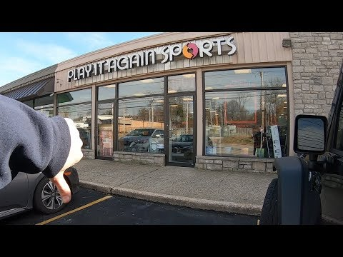 Play It Again Sports | Selling My Old Sports Equipment