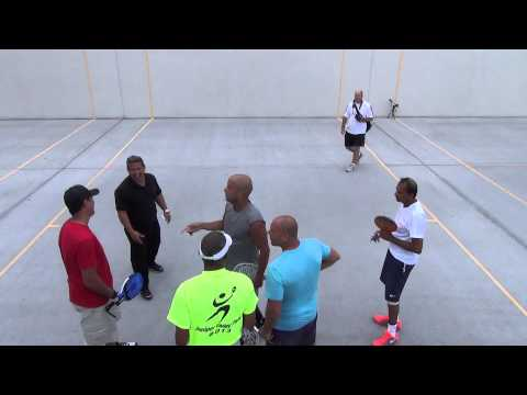 A1 Sports - Richie Miller Challenge 2013 - Video 1