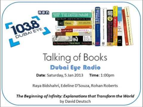 "Dubai Eye Radio - Talking of Books: ""Beginning of Infinity"""