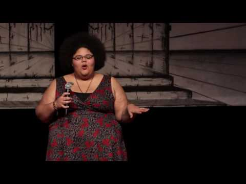 Exploring Social Activism Through the Spoken Word | TaneshaNicole Tyler | TEDxWestminsterCollegeSLC
