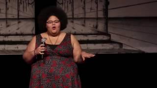 Exploring Social Activism Through the Spoken Word | TaneshaNicole Tyler | TEDxWestminsterCollegeSLC