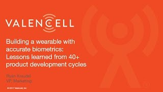 Webinar: Building A Wearable With Heart Rate Monitoring