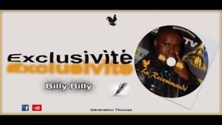 Le Recommandé -   BILLY BILLY