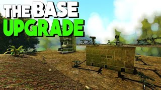 BASE UPGRADES! - Duo Monthly Wipe   ARK: Survival Evolved S1.E11