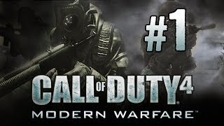 "Call of Duty 4: Modern Warfare - Gameplay Walkthrough (Part 1) ""F.N.G."""