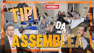TIPI DA ASSEMBLEA DI CLASSE