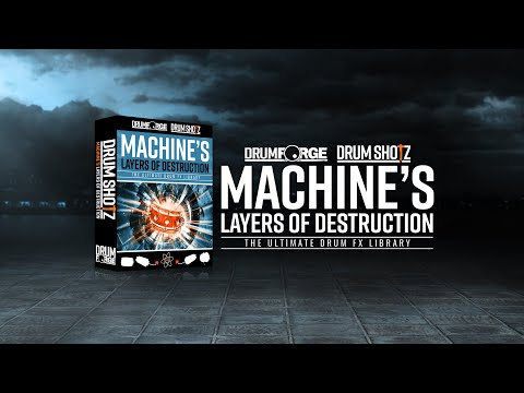 Machine's Layers of Destruction