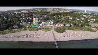 Schleswig Holstein von oben - Pelzerhaken August 2015