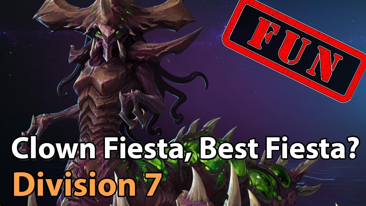 ► Clown Fiesta - Division 7 - IP Heroes of the Storm Amateur Play