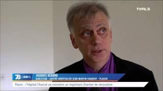 Plaisir : l'hôpital Charcot va connaitre un important chantier de rénovation