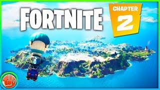 🔴 FORTNITE CHAPTER 2 GAAT NU BEGINNEN!!
