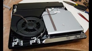 How to Clean a Playstation 3 Slim