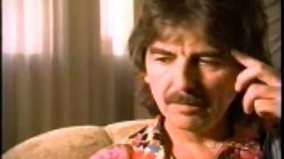 George Harrison on Elvis Presley