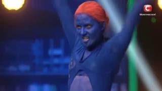Алена Двойченкова. Танцуют все! Плохое выступление