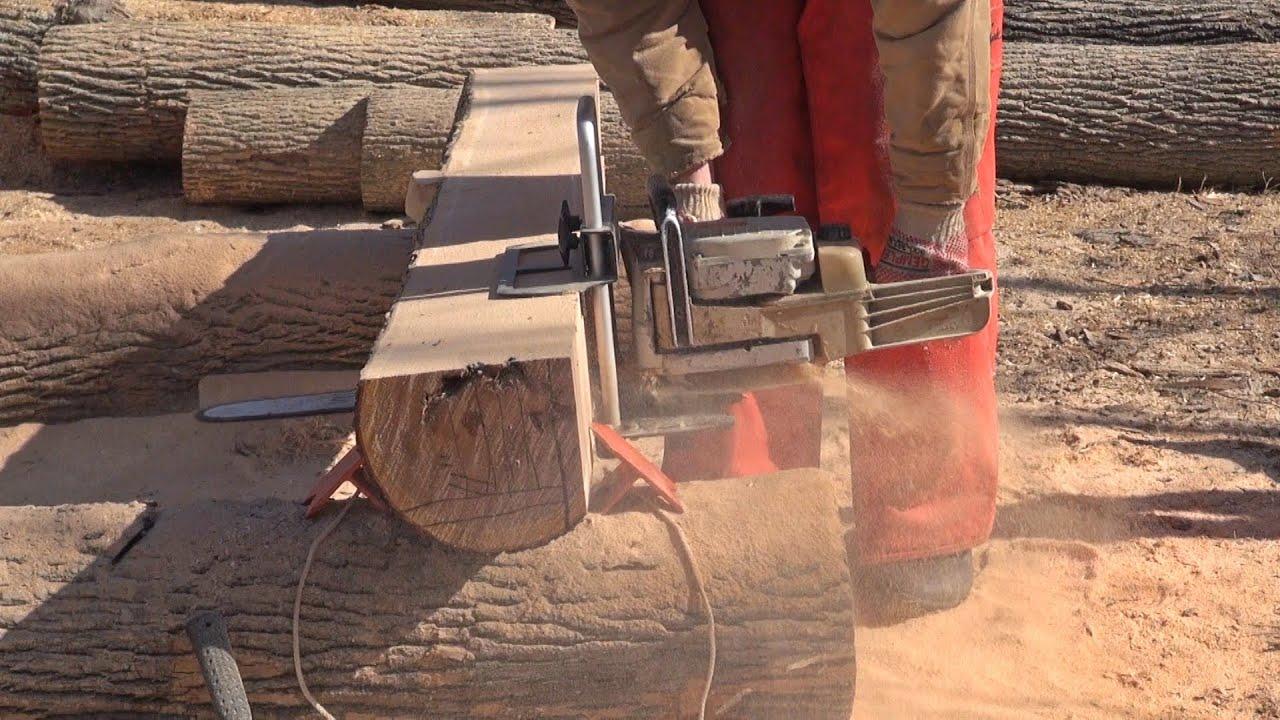 Logosol sawmill review