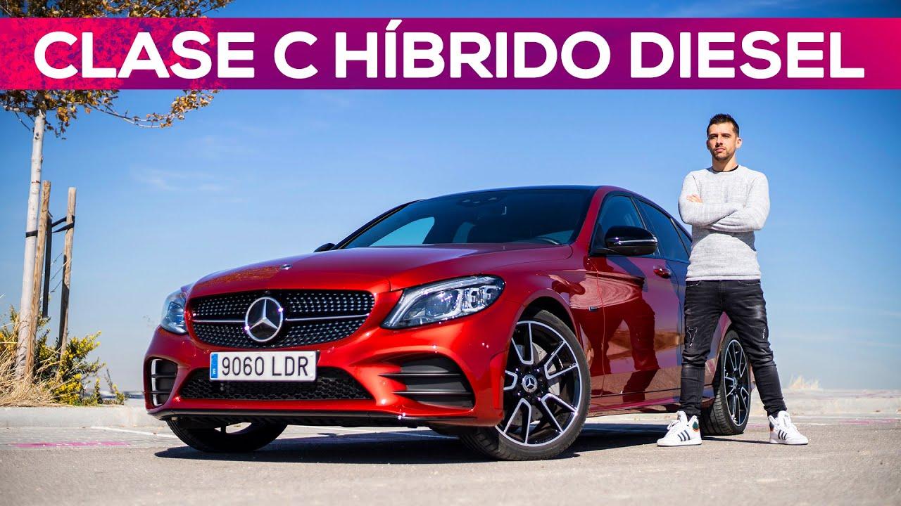 Mercedes-Benz Clase C 300 de | Prueba/review en español | Coches SoyMotor.com