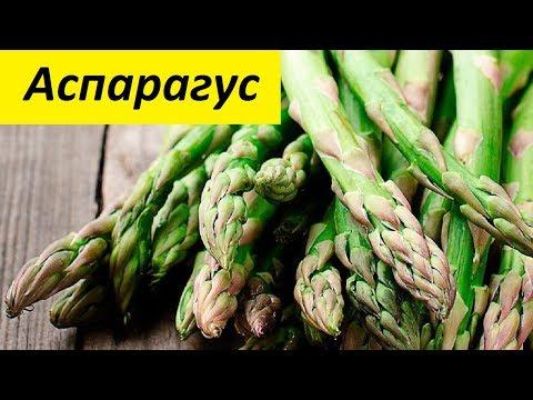 Вопрос: Какой аспарагус бывает съедобный?