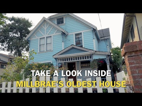 Millbrae's Oldest House
