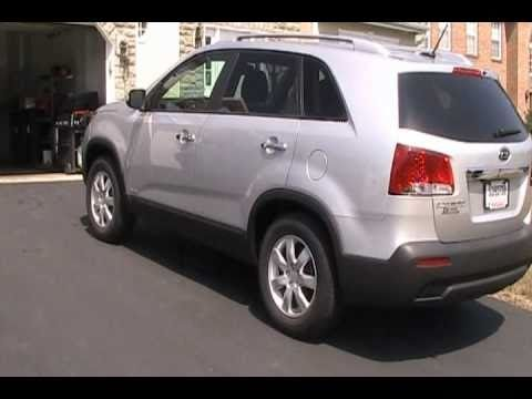 2011 Kia Sorento Review: Features And Functions.   YouTube
